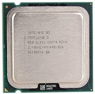 Intel Pentium D 950 3.4GHz 800MHz 4MB Socket 775 Dual-Core CPU - CPU ONLY