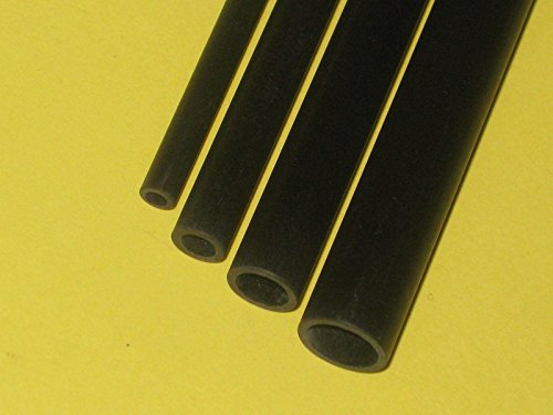 Modellbau Berthold CFK Carbon Rohr von 2,0 bis 14,0 mm (8,0x6,0 mm)