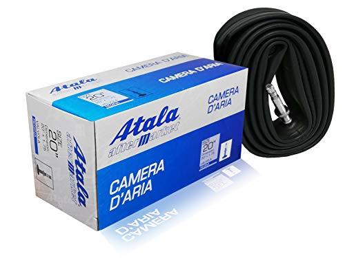 GS1 ATALA Camera d'Aria Bici 20x1.75 MTB Mountain Bike Bicicletta Valvola Regina 40
