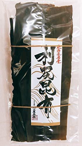 Dried Kelp from Hokkaido Japan 3 oz(85g). RISHIRI KOMBU for soup stock. Kelp stock is the basis of Japanese cuisine.