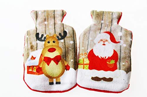 Kamaca - Set di 2 scaldamani Merry Christmas