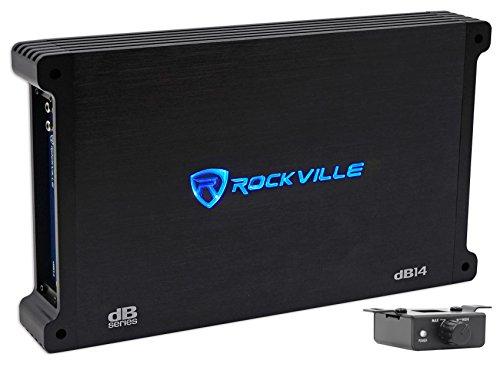 Rockville dB14 4000 W Car Amplifier