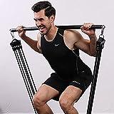 WNOEY Workout Bar, 40' Portable Resistance...
