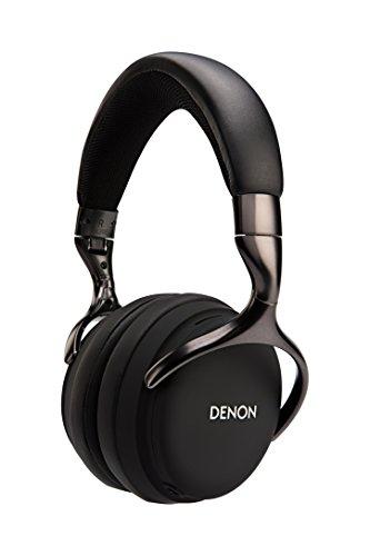 Denon de D1200Over-Ear Auriculares Negro