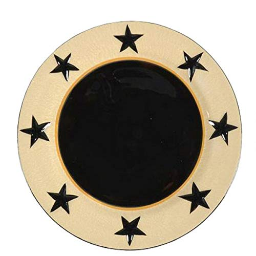 Park Designs Star Vine Dinner Plate - Tan