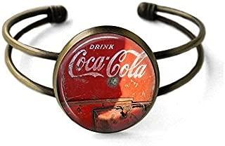 Coca Cola Bracelet