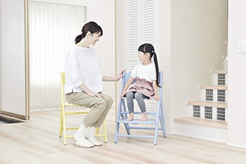 大和屋アッフルピュアナチュラルA01赤ちゃんから大人まで使えるベビーチェア