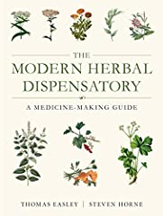 The Modern Herbal Dispensatory A Medicine Making Guide