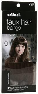 Best scunci faux hair bangs Reviews
