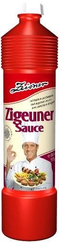 Zeisner Zigeuner-Sauce 800ml/935g Flasche, 6er Pack (6 x 800 ml)