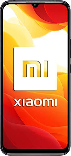 """Xiaomi Mi 10 Lite 5G (Pantalla AMOLED 6.57"""", TrueColor, 6GB+128GB, Camara de 48MP, Snapdragon 765G, 4160mah con Carga 20W, Android 10) Gris [Versión ES/PT]"""