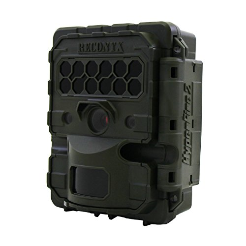 RECONYX HyperFire 2 HF2X Gen3 3MP 720p Day & Night Outdoor Covert IR Camera, 150' Night Vision, OD...