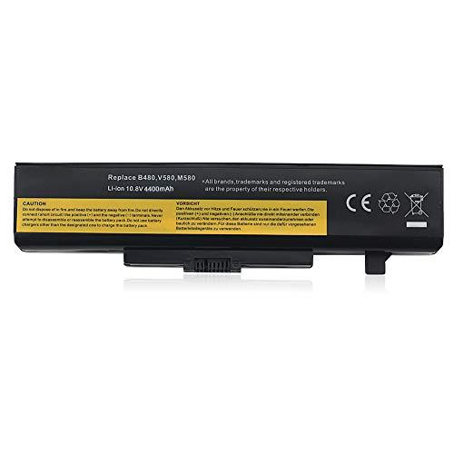 4400 mAh 10.8 V Notebook Laptop Akku Batterie für Lenovo 45N1048 45N1049 L11S6Y01 L11L6F01 B480 B490 B580 G480 G485 G500 G505 G510 G580 G580A G585 G585 G700 G710G710 Y480 Y580 V580 Z380 Serie