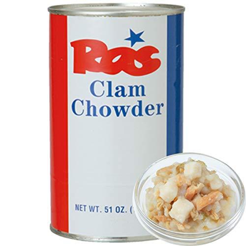 クラムチャウダー 1.44kg 3C缶 大容量 業務用 缶詰 常温 牛乳 で伸ばして使用