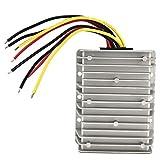 Jinyi Regulador De Voltaje CC, Módulo De Refuerzo A Prueba De Golpes A Prueba De Polvo para Luces LED para Cámara De Vigilancia para Módems ADSL para Impresoras