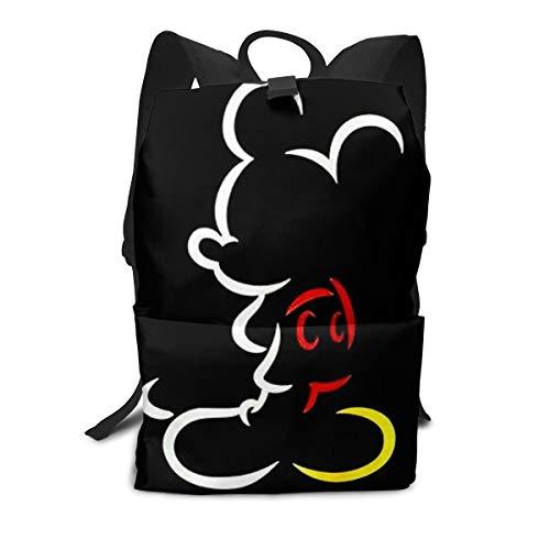 Mochila de Hello Kitty para adultos, ligera, para llevar al hombro, para viaje, unisex, para adultos y adolescentes