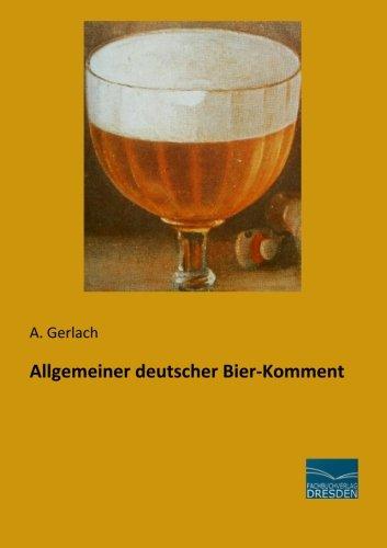 Allgemeiner deutscher Bier-Komment