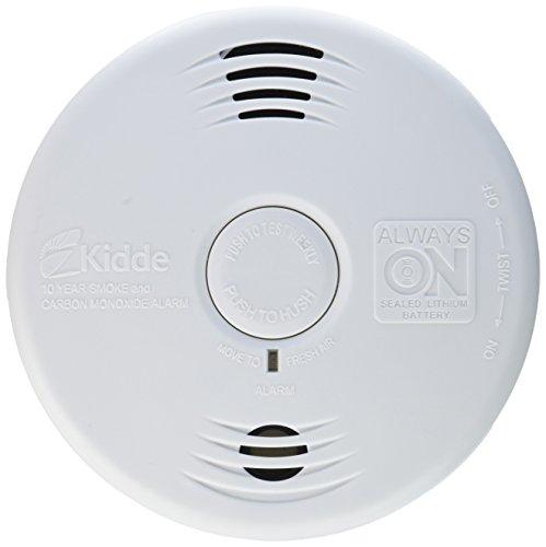 Kidde 21026065 Smoke & Carbon Monoxide Alarm with Voice Warning