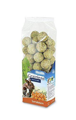 JR Farm Grainless Health Vitamin Balls Sanddorn 150g Größe 1 x 150g
