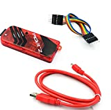 SUPERELE PICKIT2 PIC Kit2 Simulator PICKit 2 Programmer Emluator Red with USB Cable Dupond Wire