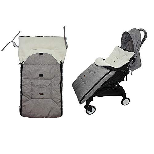 SSZZ Universal 3-in-1 baby peuter kinderwagen slaapzak kinderwagen tas winddicht mat voetenzak afdekking koudebestendig afneembare voetafdekking