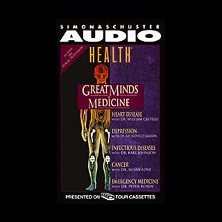 Great Minds of Medicine audiobook cover art