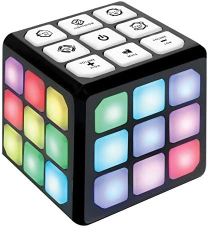 Flashing Cube Electronic Memory Brain Game 4 in 1 Handheld Game for Kids STEM Toy for Kids Boys product image