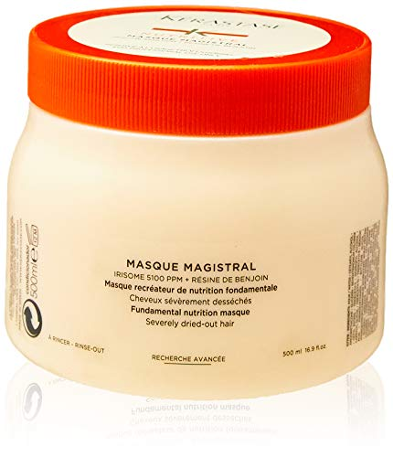 Kérastase Nutritive - Mascarilla para el pelo, Magistral ,500ml
