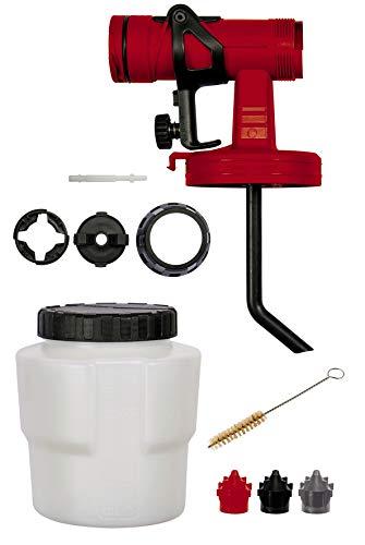 Einhell 4260003 Recambio Pistola Pintar con Deposito de 800 ml, 1 V, Rojo