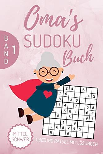 Sudoku-Block mit großen Zahlen