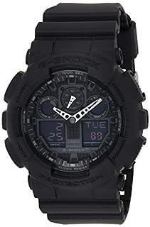 Casio G-SHOCK Homme Analogique-Digital Quartz Montre avec Bracelet en Résine GA-100-1A1ER (B0039NDB2O) | Amazon price tracker / tracking, Amazon price history charts, Amazon price watches, Amazon price drop alerts