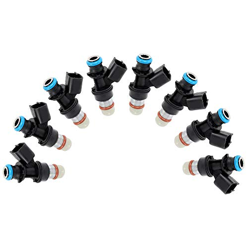 08 tahoe injector fuel - 5
