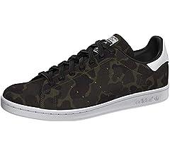Adidas Stan Smith, Zapatillas de Deporte Unisex Adulto, Blanco Core Running White Footwear/Running White/Fairway, 42 2/3 EU: adidas Originals: Amazon.es: Deportes y aire libre