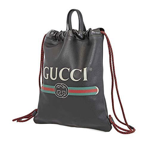 Gucci Logo-printed backpack