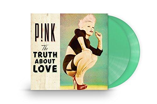 [画像:THE TRUTH ABOUT LOVE [12 inch Analog]]