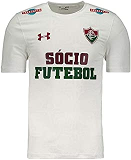 Camisa Under Armour Fluminense II 2017 Performance com Patrocínio
