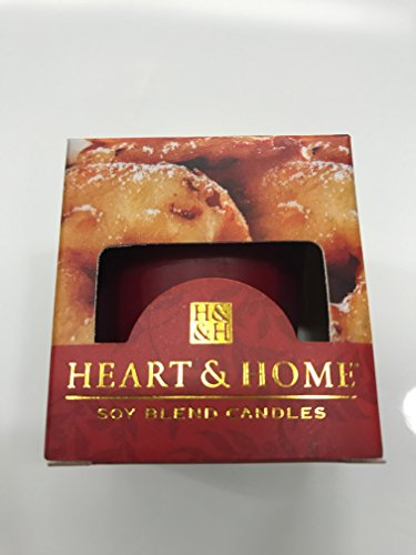 Heart And Home, bougie câlins de pommes Heart and Home