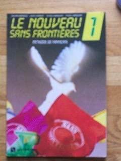 Le Nouveau Sans Frontieres Volume Methode (French Edition)