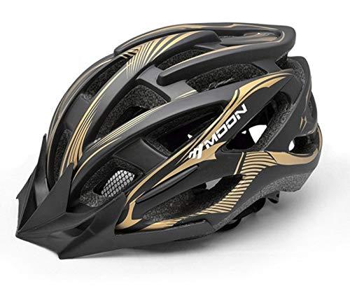 JM- Fahrradhelm Integrierter Mountainbike Helm Rennradhelm Schutzhelm