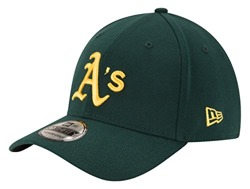 New Era - Gorra New Era 39THIRTY del equipo clásico de Road Team y ajuste Stretch Fit. - 11126546, S/M, Verde