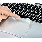 Macbook air 13 2020トラックパッド保護フィルム Greaciary【1枚パック】防気泡 防指紋 反射低減保護 耐磨 つや消し 透明 保護フィルム 13.3インチ Macbook air 13 2020に適用(クリア)