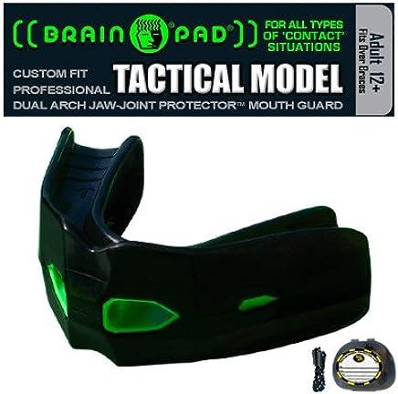 Brain-Pad Herren Mundschutz Pro Tactical Training B01DC773S4     Niedriger Preis und gute Qualität