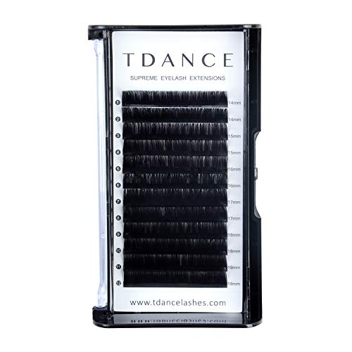 TDANCE Premium Semi-Permanent Silk Volume Lashes