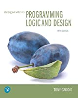 Starting Out with Programming Logic and Design, 5th Edition Front Cover