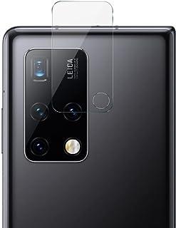 غشاء واقي لعدسة الكاميرا من FTRONGRT لهاتف Huawei Mate X2، شفاف، رفيع للغاية، مقاوم للخدش، طبقة واقية من الزجاج المقوى الن...
