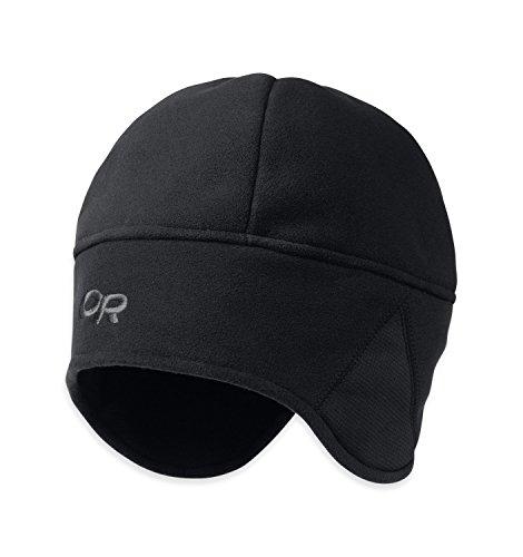 Outdoor Research Wind Warrior Bonnet pour Femme S Noir