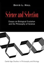 Science and Selection: Essays On Biological Evolution And The Philosophy Of Science (Cambridge Studies in Philosophy and Biology)