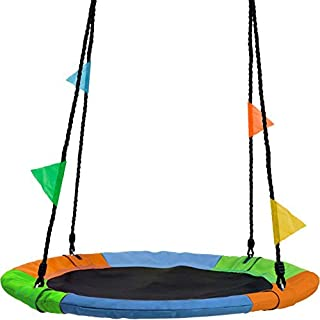 rainbow brand swing set
