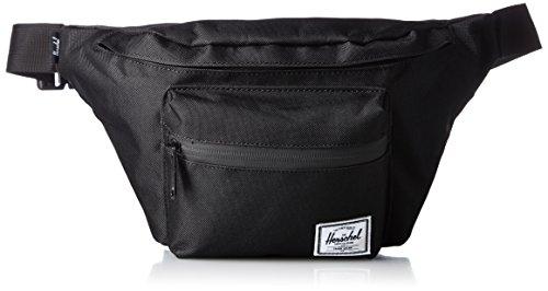Herschel Supply Company Seventeen Sport Tour de Taille Lot, 45,7 cm, Noir/Noir (Noir) - 10017-00165-OS