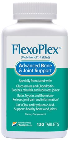 Flexoplex's Powerful Formula Naturally Rebuilds, Lubricates and Soothes Joints (1)